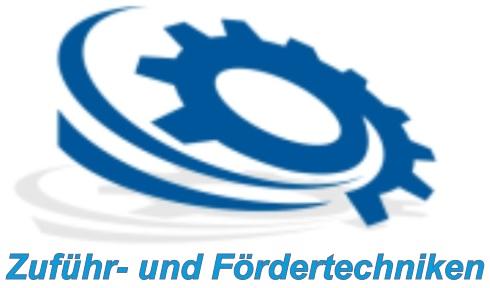 Zuführ- und Fördertechniken  Logo