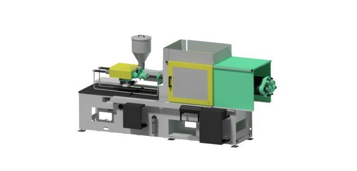 Spritzgussmaschine Kunsstofftechnik Kunststoffindustrie Robotik Automatisierung Montageanlage