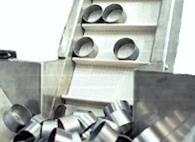 Steilbunker Bunkerband Vorsortierung Materialbereitstellung Autonomie