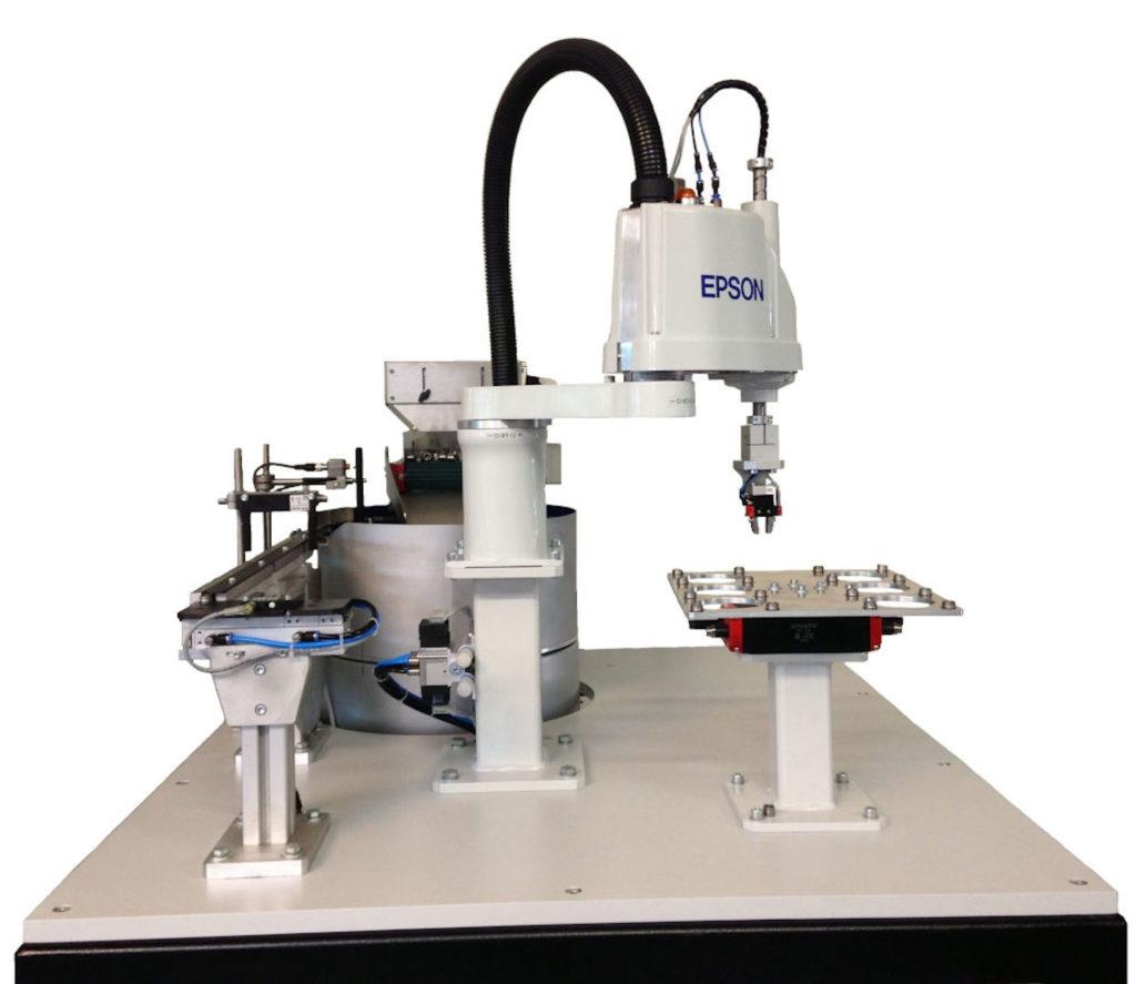 Zufuehrtechnik-Roboter-Autonomie-Scara-Automation